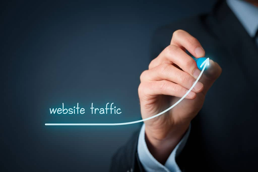 SEO Increases Website Traffic