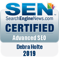 SEO Masters Certification 2019