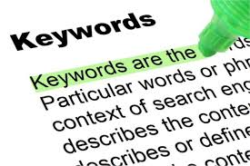 Keywords in SEO - Ecommerce Success